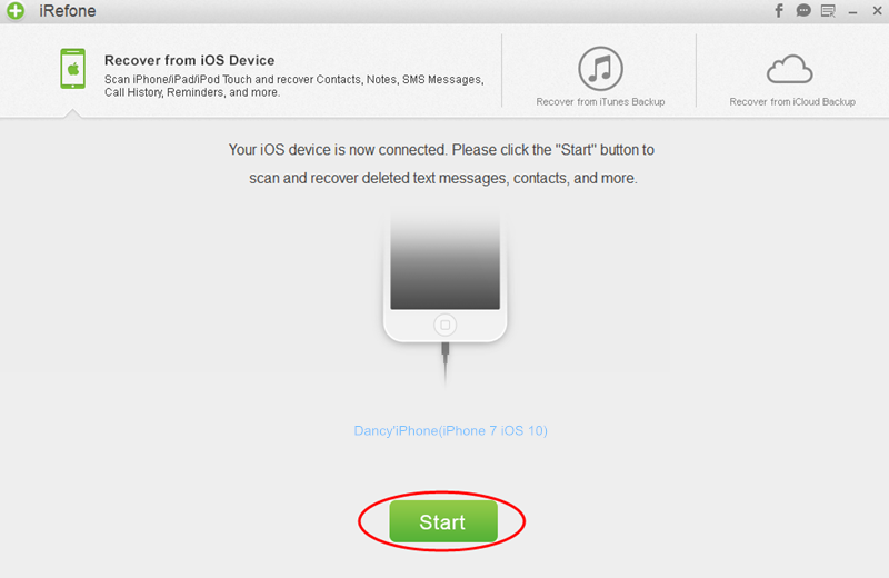 Recover backup transfer and restore iPhone/iPad/iPod data on Mac. wonderful Screen Shot